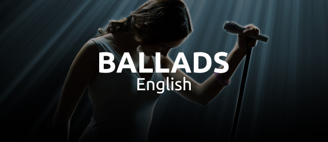 Playlist Baladas