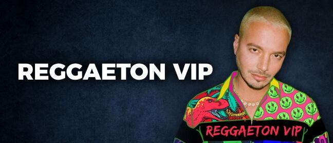 Playlist Reggaetón VIP