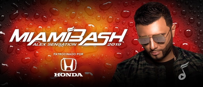 Playlist MIAMIBASH 2019 Powered by South Florida Honda Dealers
