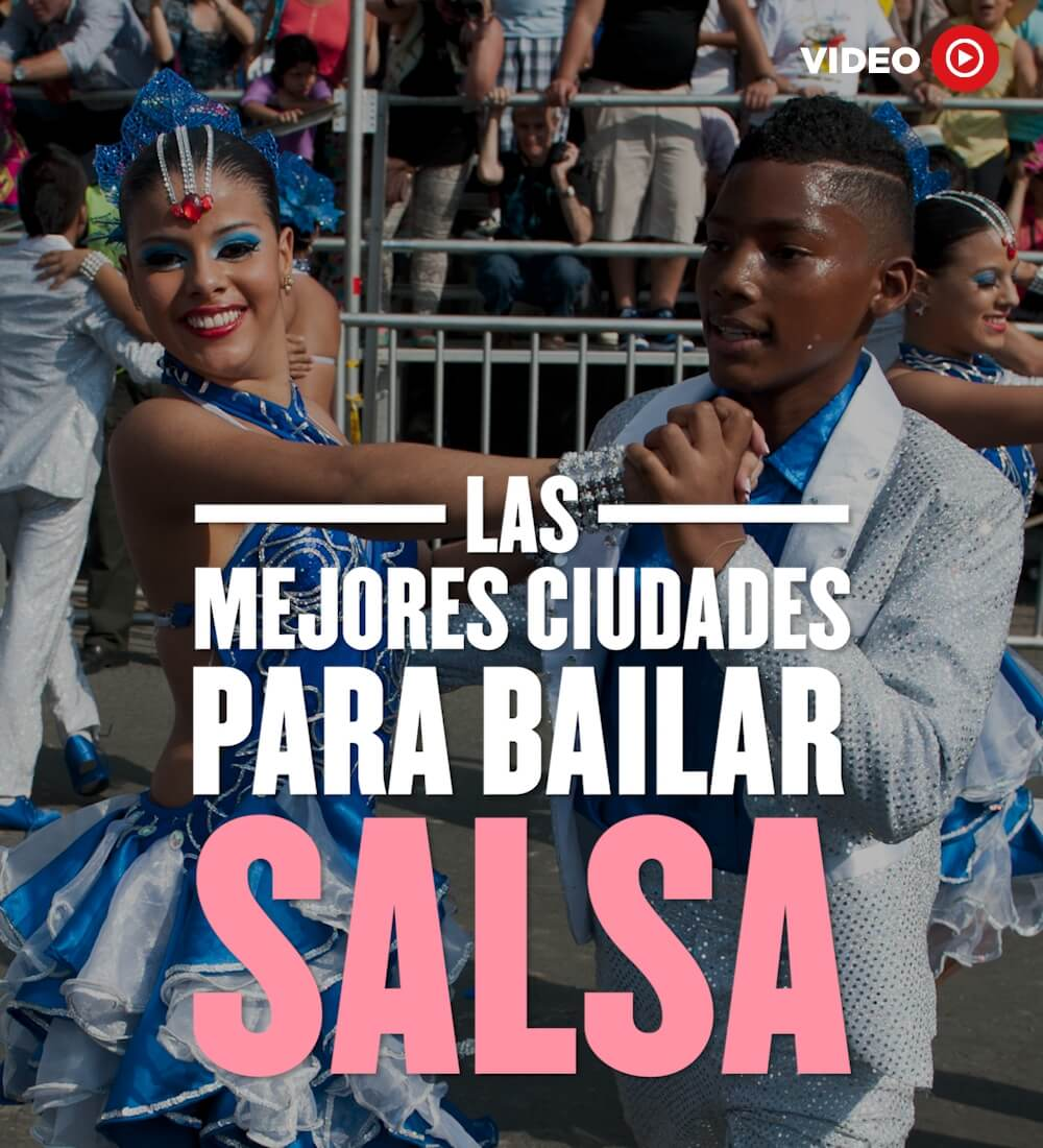 The Best Cities for Salsa Dancing