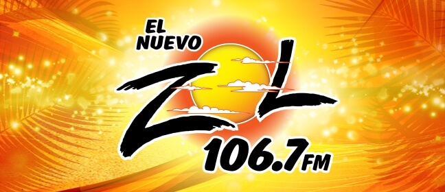 El Zol 106.7 WXDJ, Miami | Variedad Rítmica Latina | Radio | LaMusica