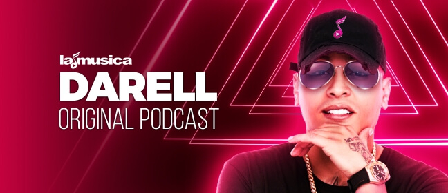 Playlist Darell - Podcast