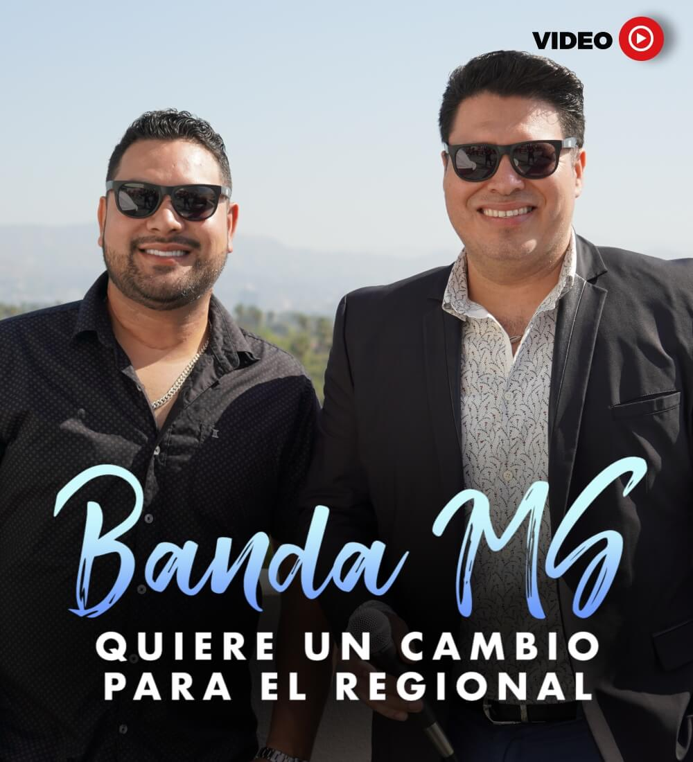 Banda MS Wants A Change For Regional Mexican Music
