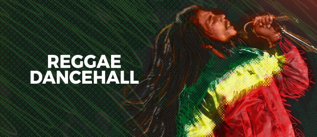 Playlist Reggae