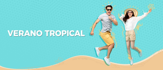 Playlist Verano Tropical - 2017