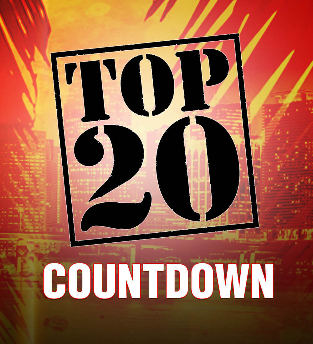 Top 20 Countdown with Jammin Johnny
