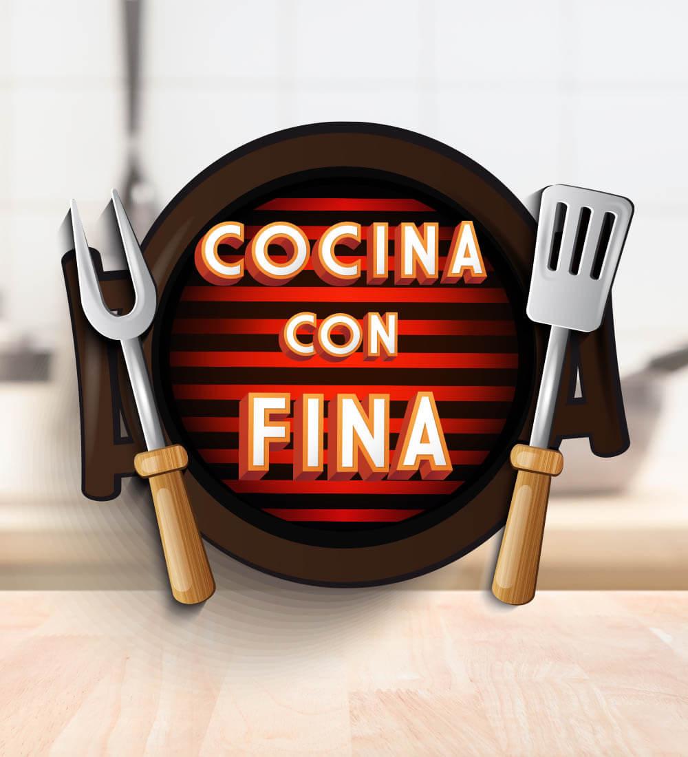 Cocina Con Fina