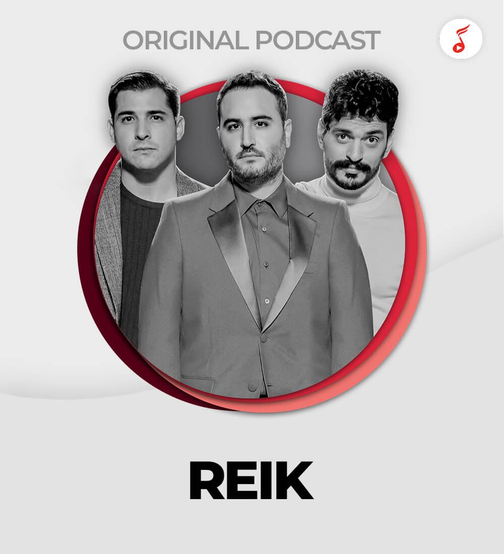 LaMusica Original Podcast Con Reik Desde México