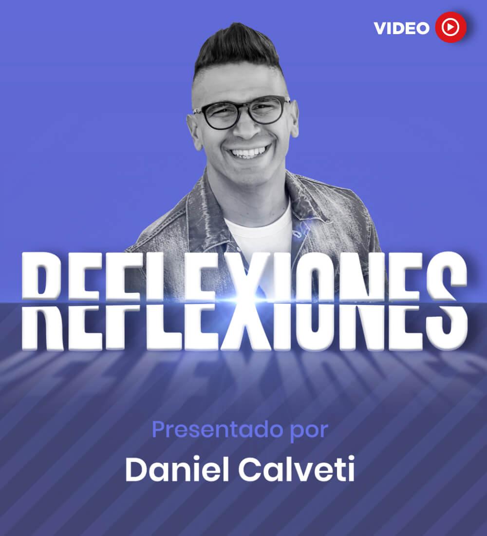 """Reflexiones Con Daniel Calveti: """"Suelta Los Remos"""" Con Invitado Ismael Miranda"""