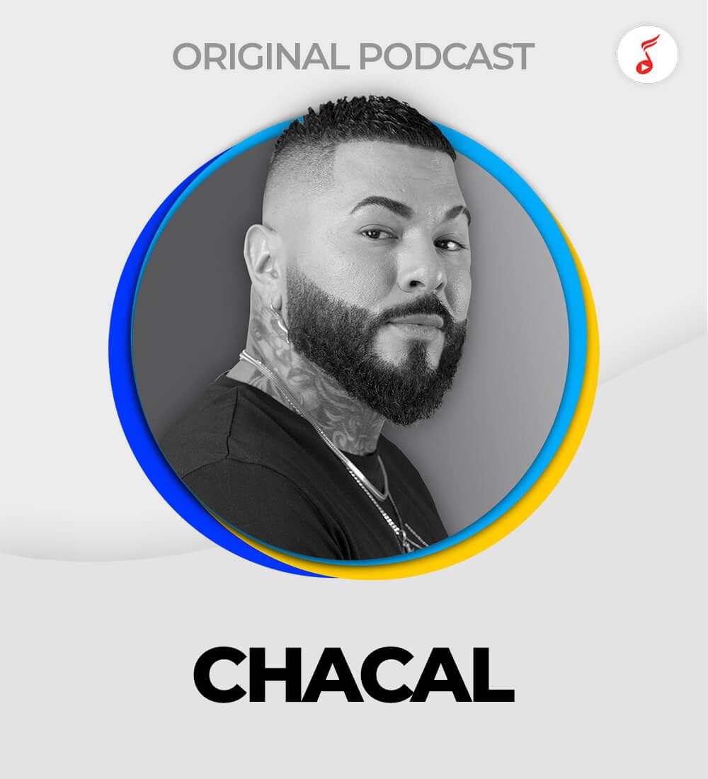 LaMusica Original Podcast Con Chacal Desde Miami, FL