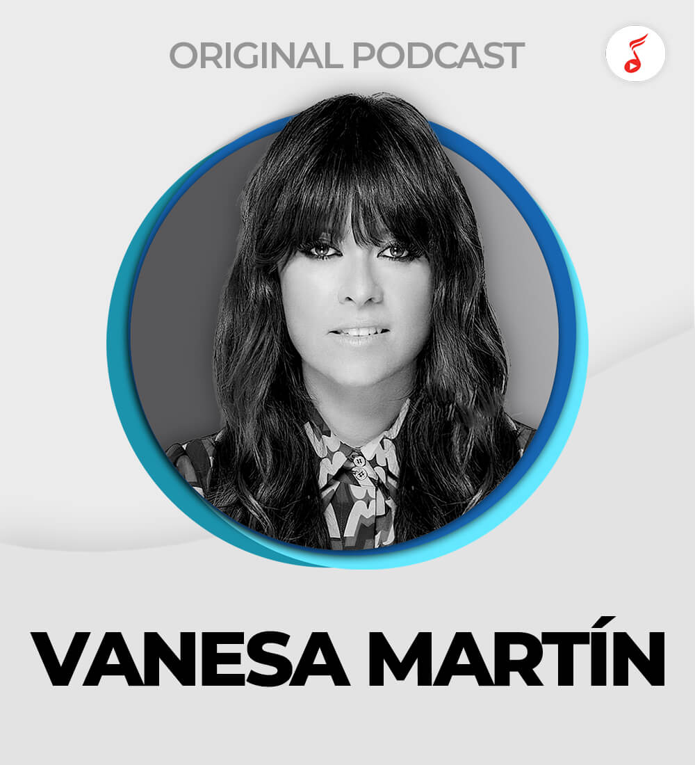 LaMusica Original Podcast Con Vanesa Martín
