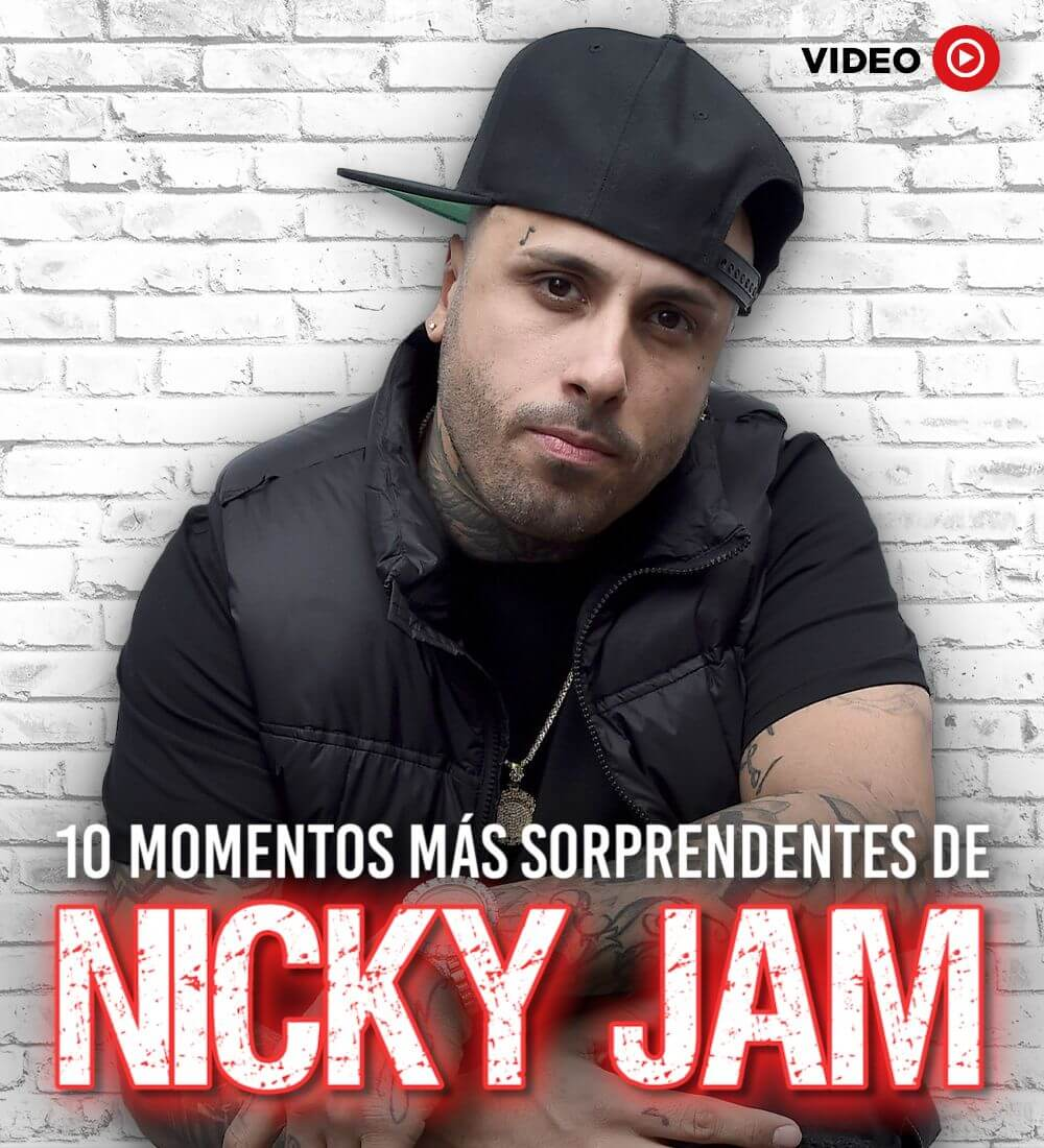 The Top 10 Most OMG Moments From Nicky Jam