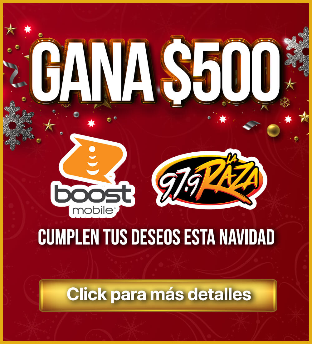 Win $500 with Boost Mobile