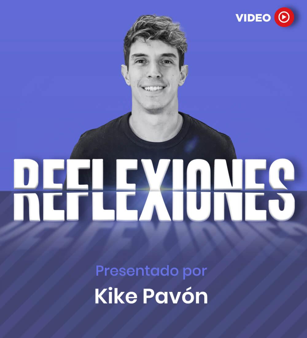 """Reflexiones Con Kike Pavón: """"Cómo Dejarte"""" Con Marcos Vidal"""
