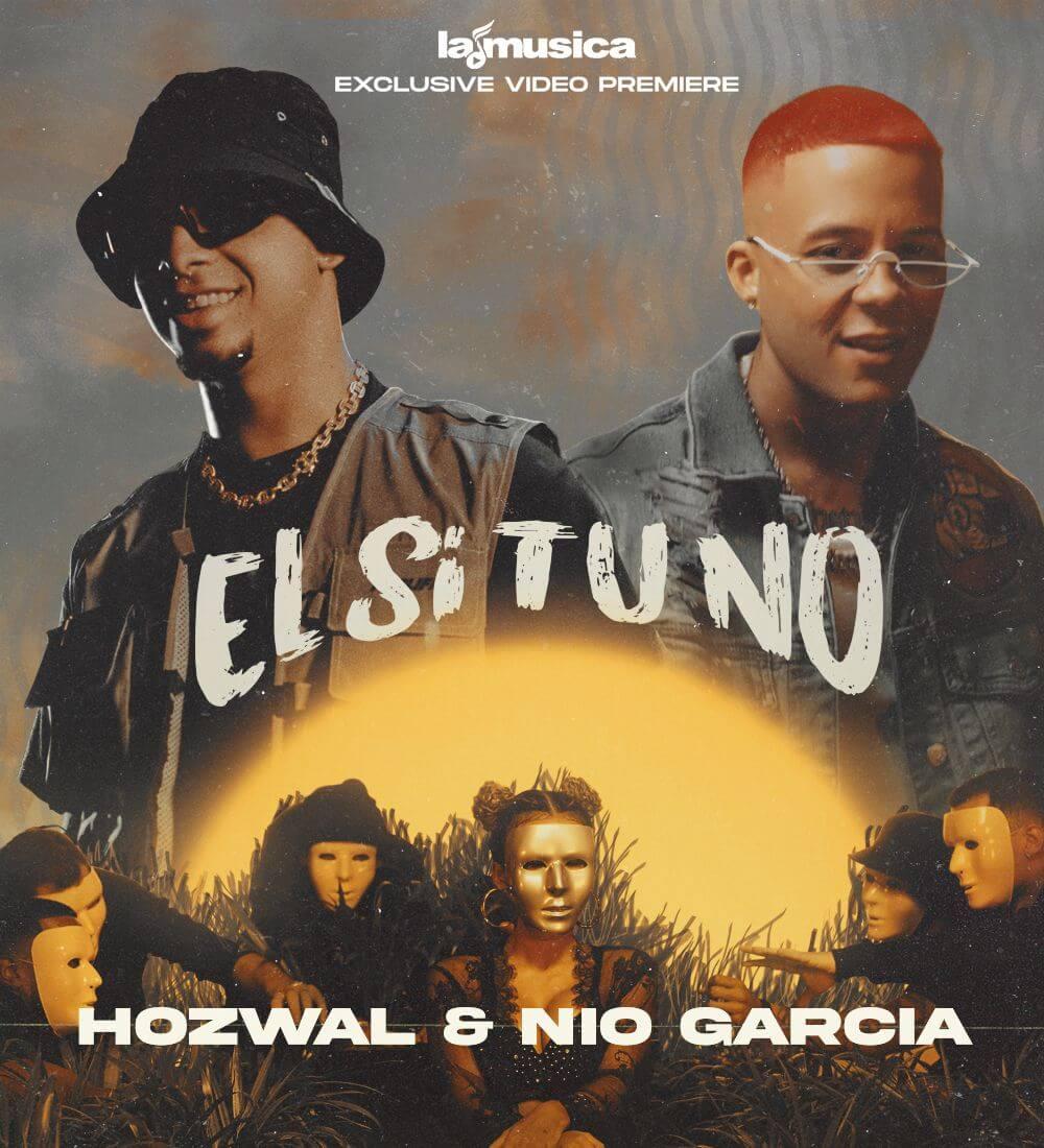 "Worldwide Premiere: Hozwal & Nio Garcia ""El Si Tu No"""