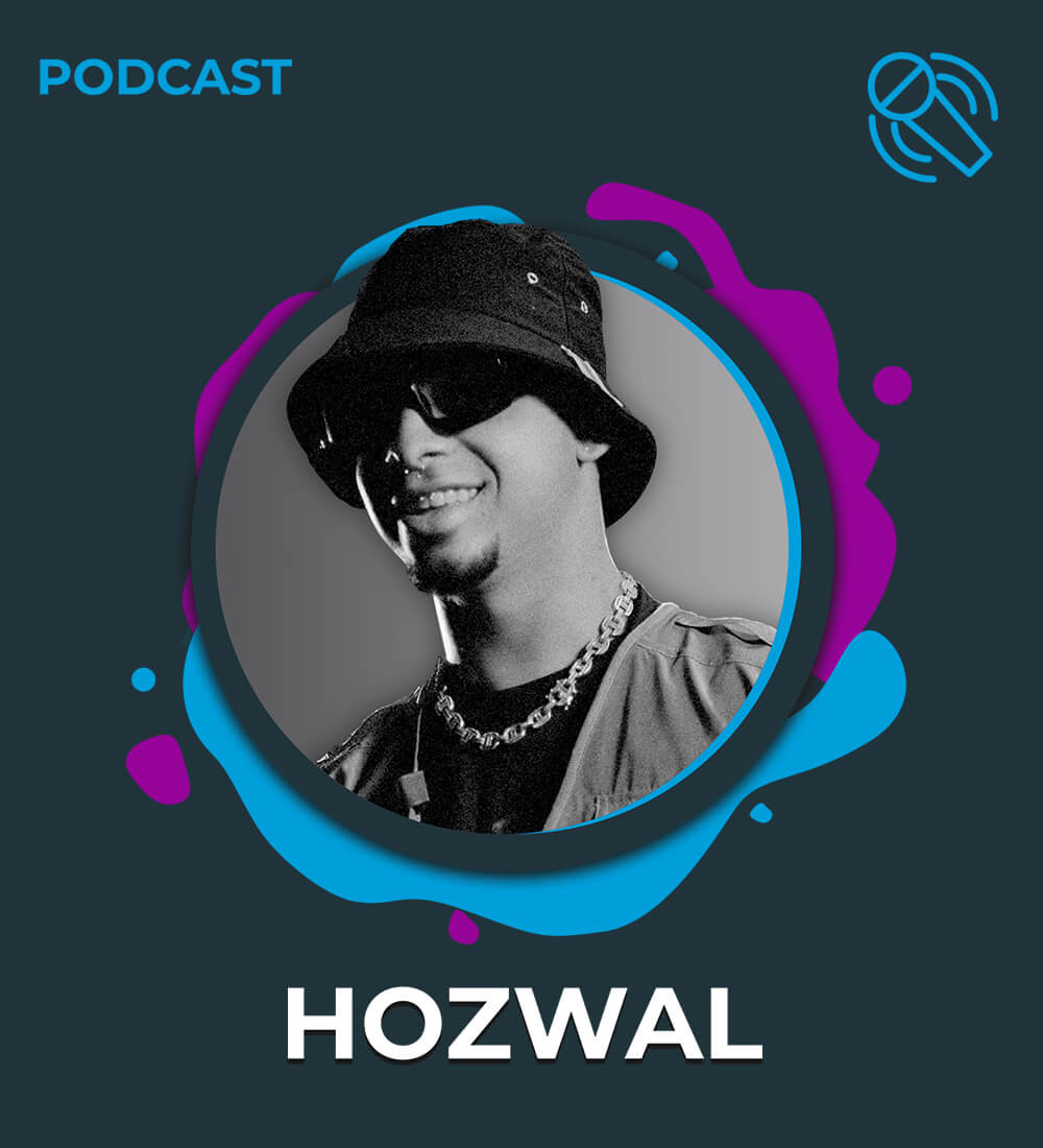 LaMusica Original Podcast Con Invitado: Hozwal