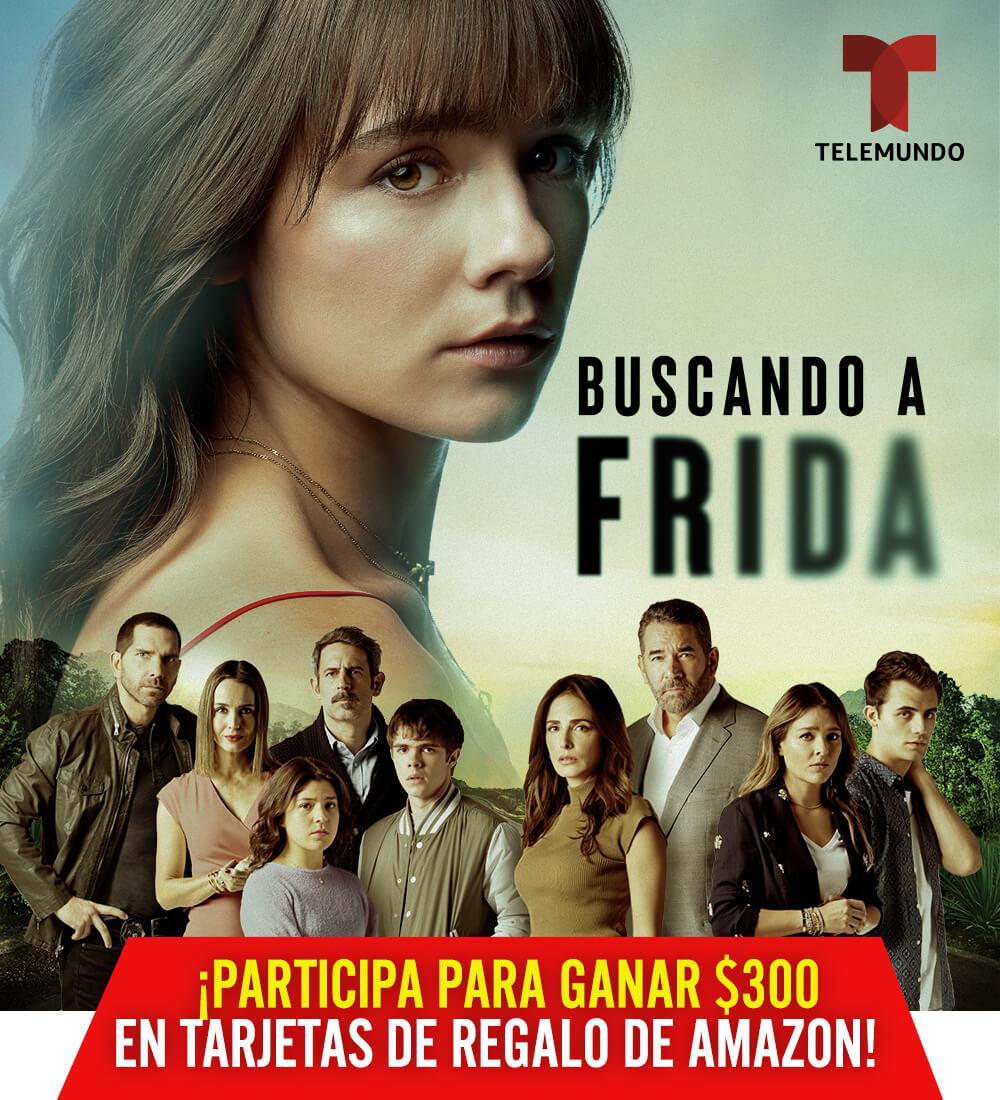 """Win a $300 Amazon Gift Card courtesy of """"Buscando A Frida"""""""