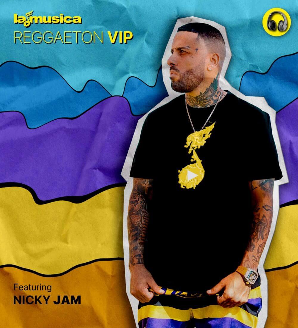 Reggaeton VIP