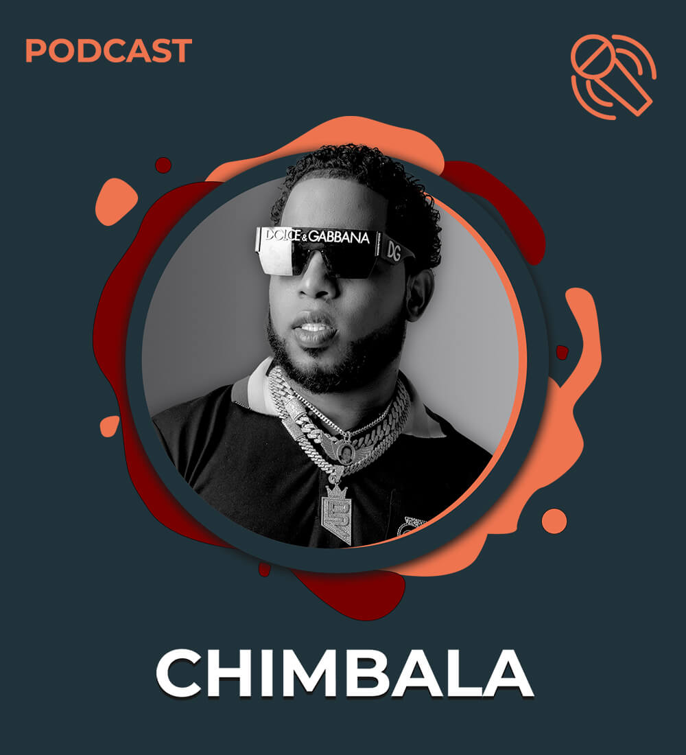 LaMusica Original Podcast Con Invitado: Chimbala