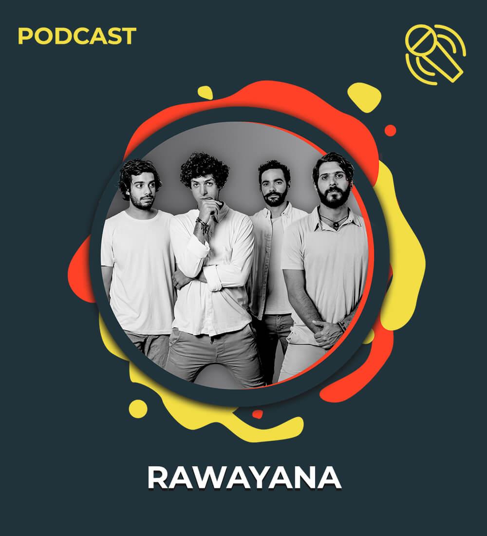 LaMusica Original Podcast Con Invitados Rawayana
