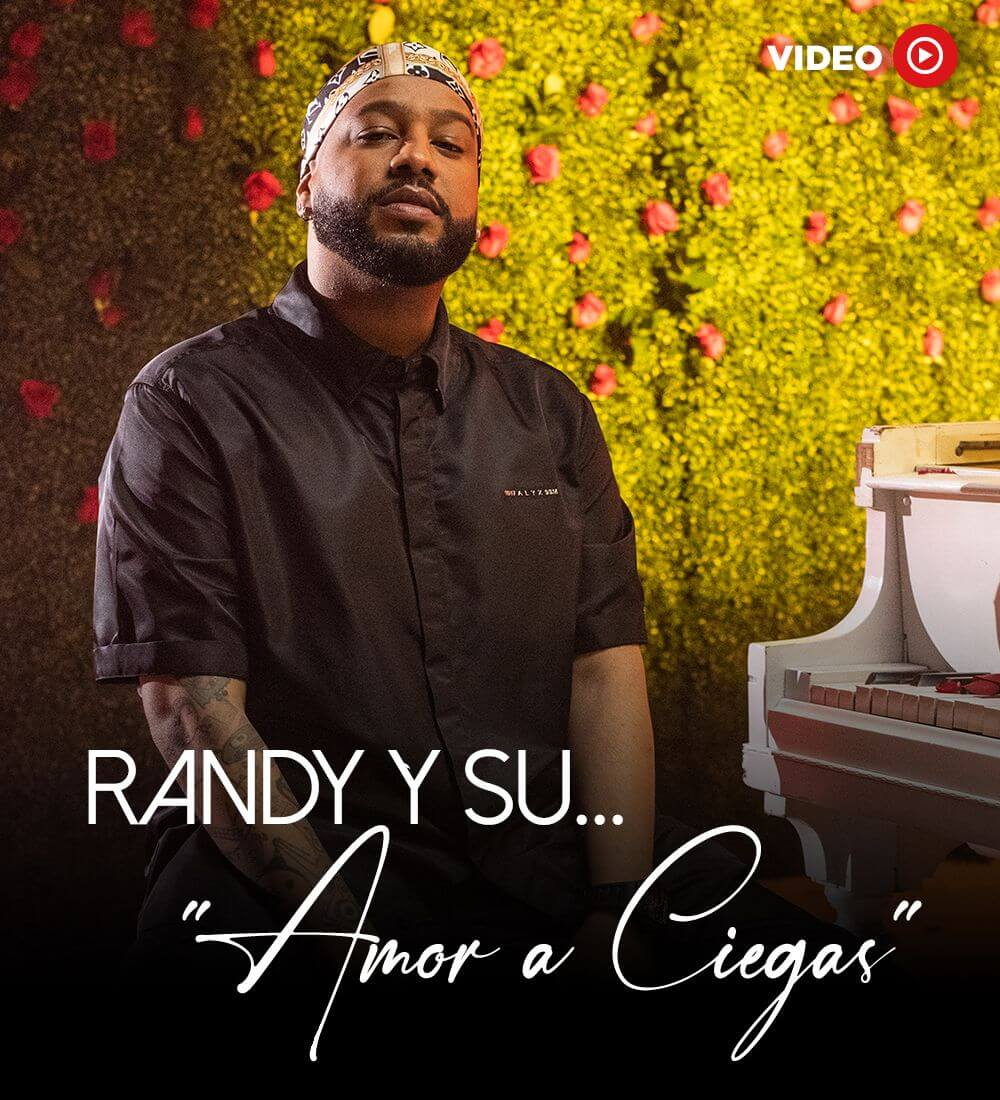 "Randy And His ""Amor a Ciegas"""