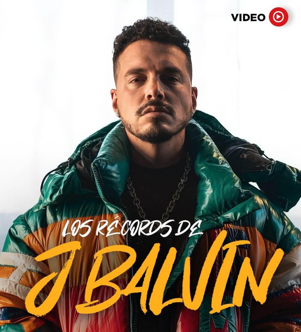 J Balvin's Records