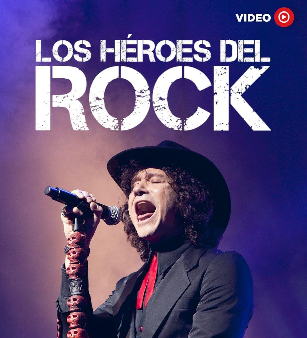 Rock's Heroes Open Up