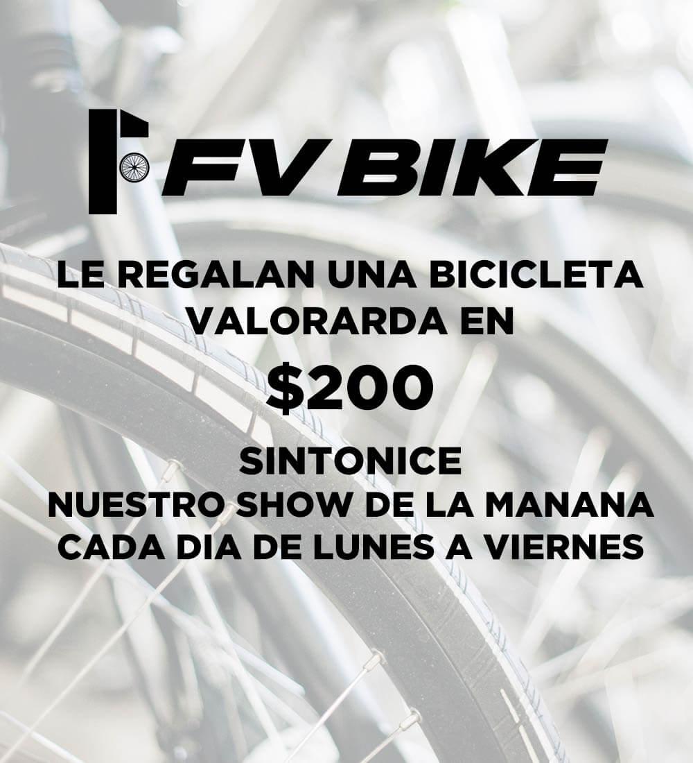 Registrate para la oportunidad de ganar una Bicicleta Valorarda en $ 200