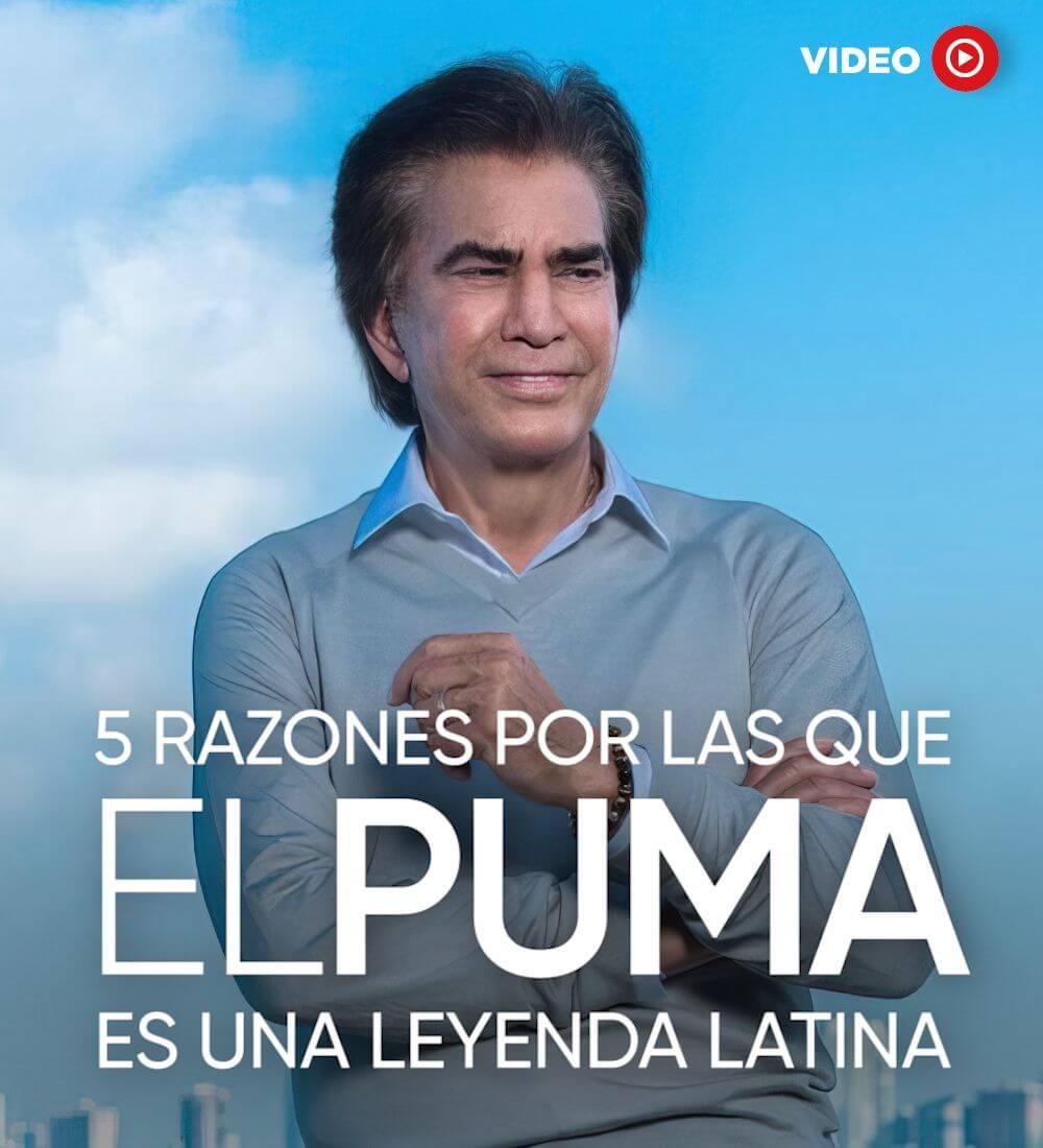 5 Reasons Why El Puma Is A Latin Legend