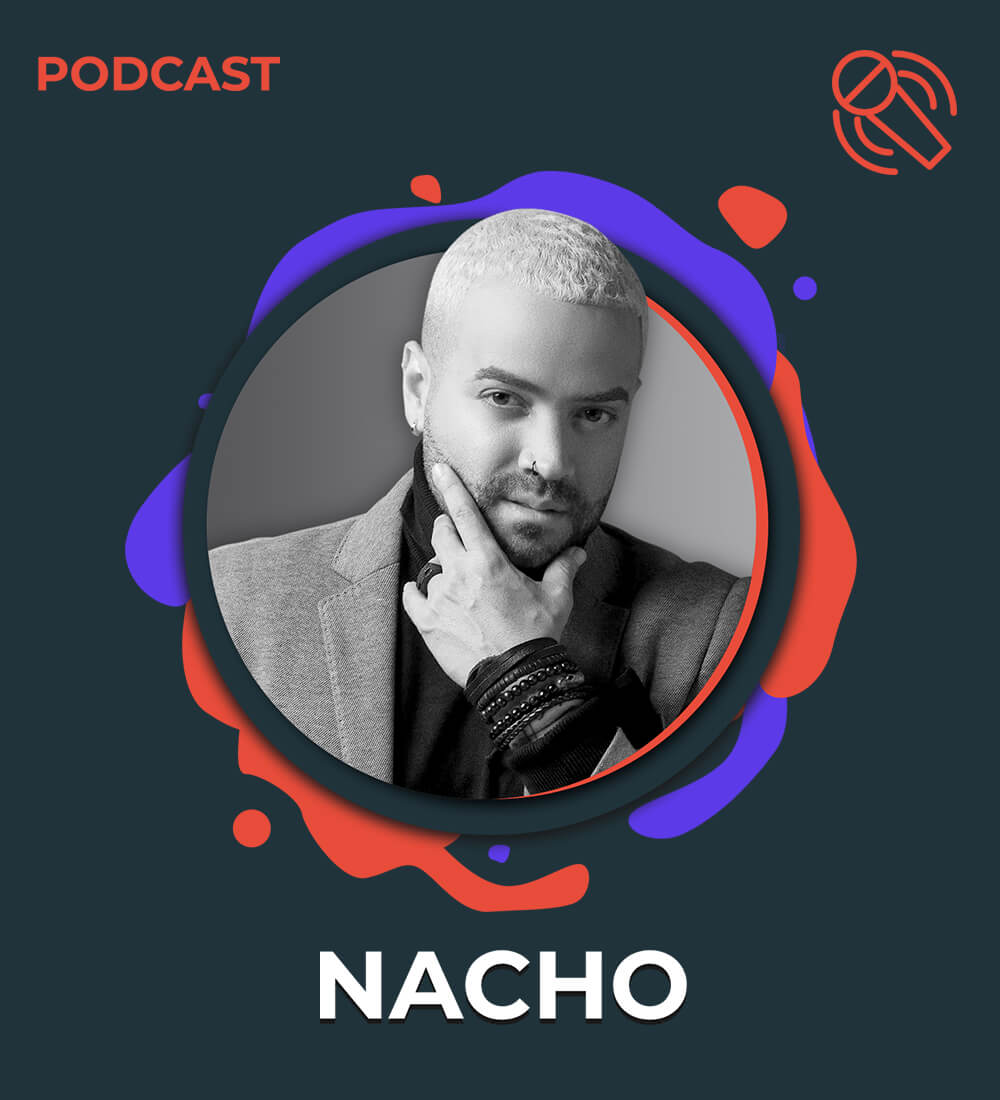 LaMusica Original Podcast Con Invitado: Nacho