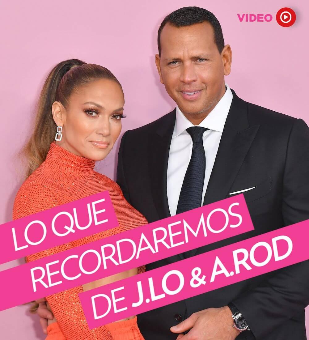 Lo Que Recordaremos De J.Lo Y A.Rod