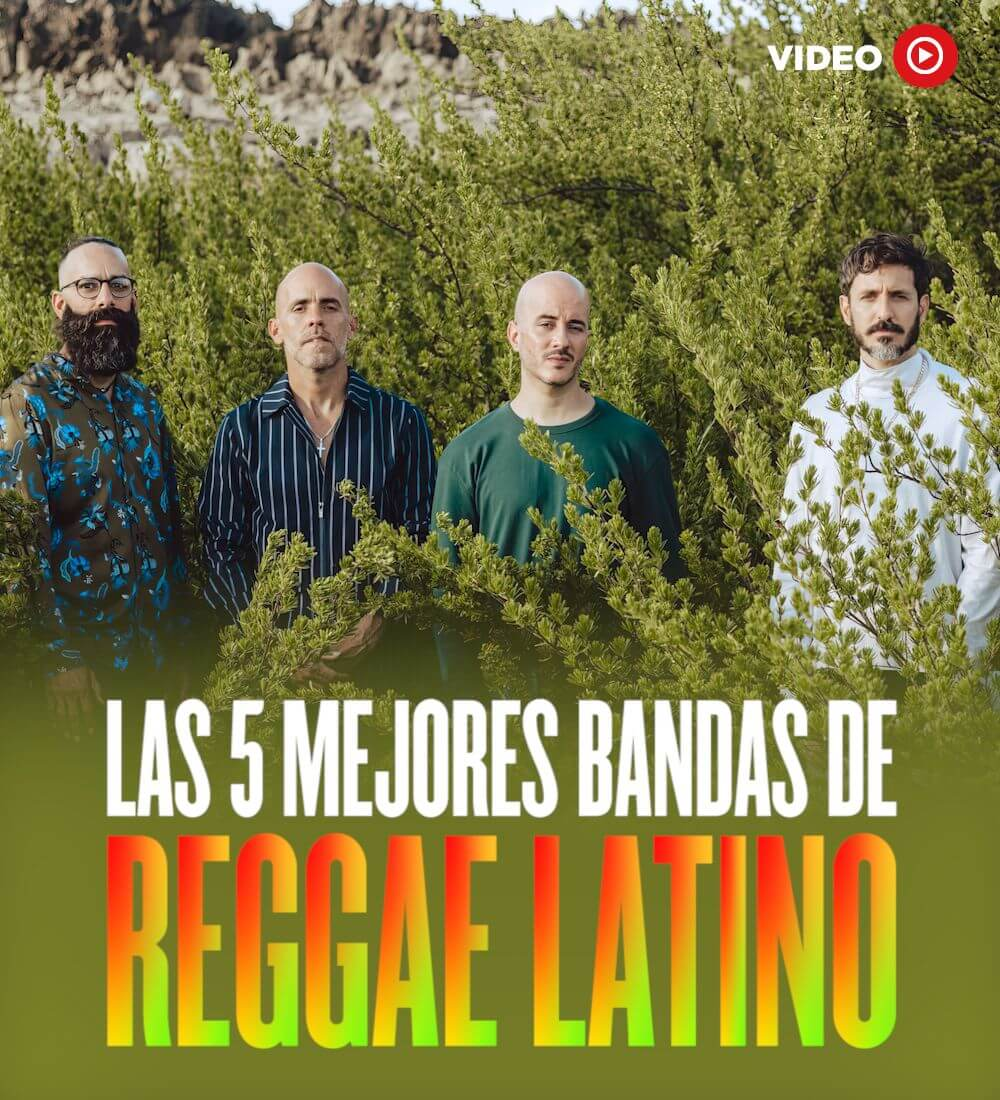 Las 5 Mejores Bandas De Reggae Latino