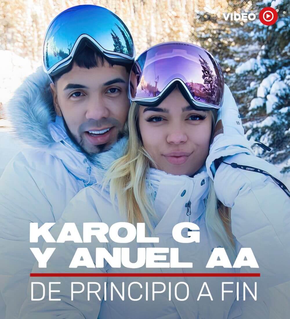Karol G & Anuel AA: De Principio A Fin