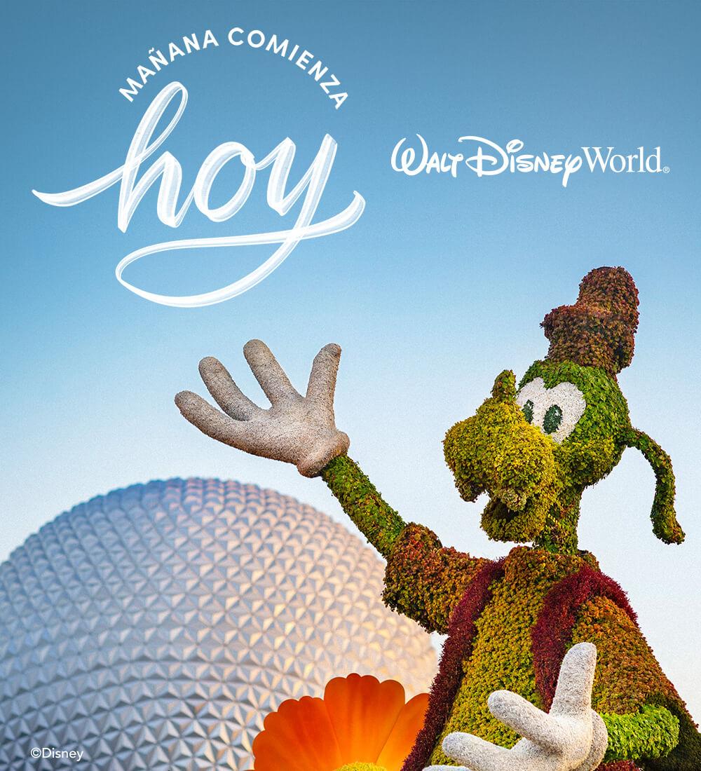 Gana unas Vacaciones a Walt Disney World Resort