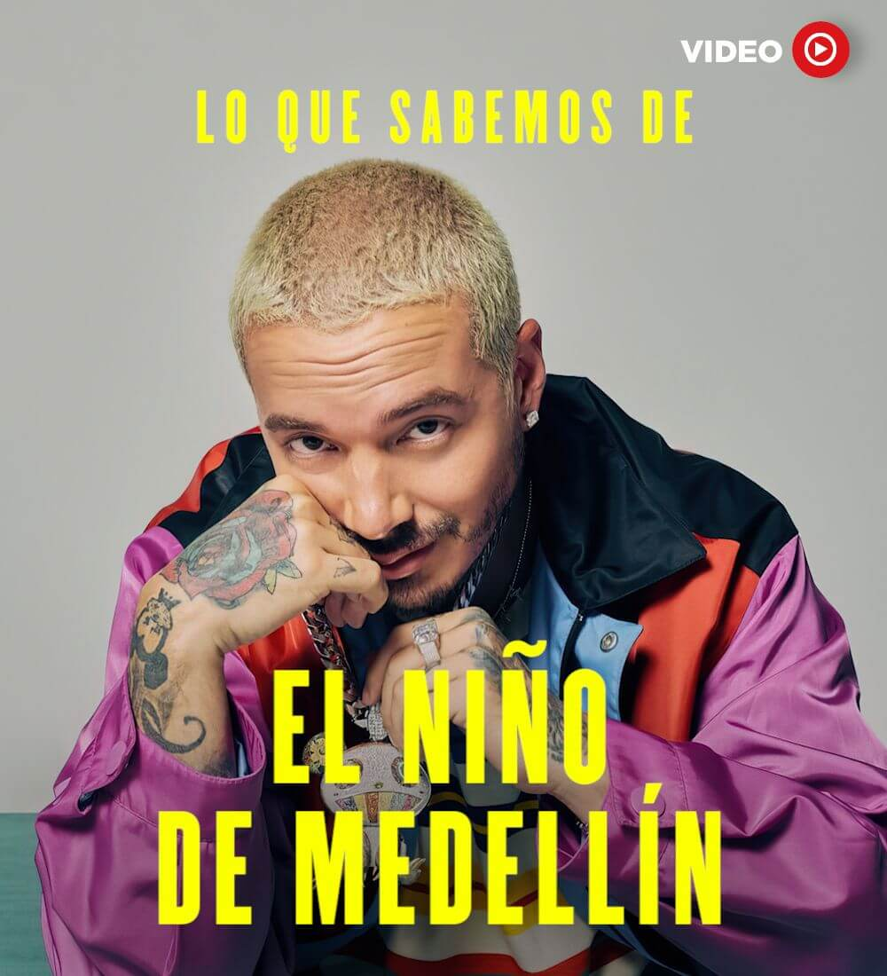 """What We Know From J Balvin's """"The Boy From Medellín"""""""