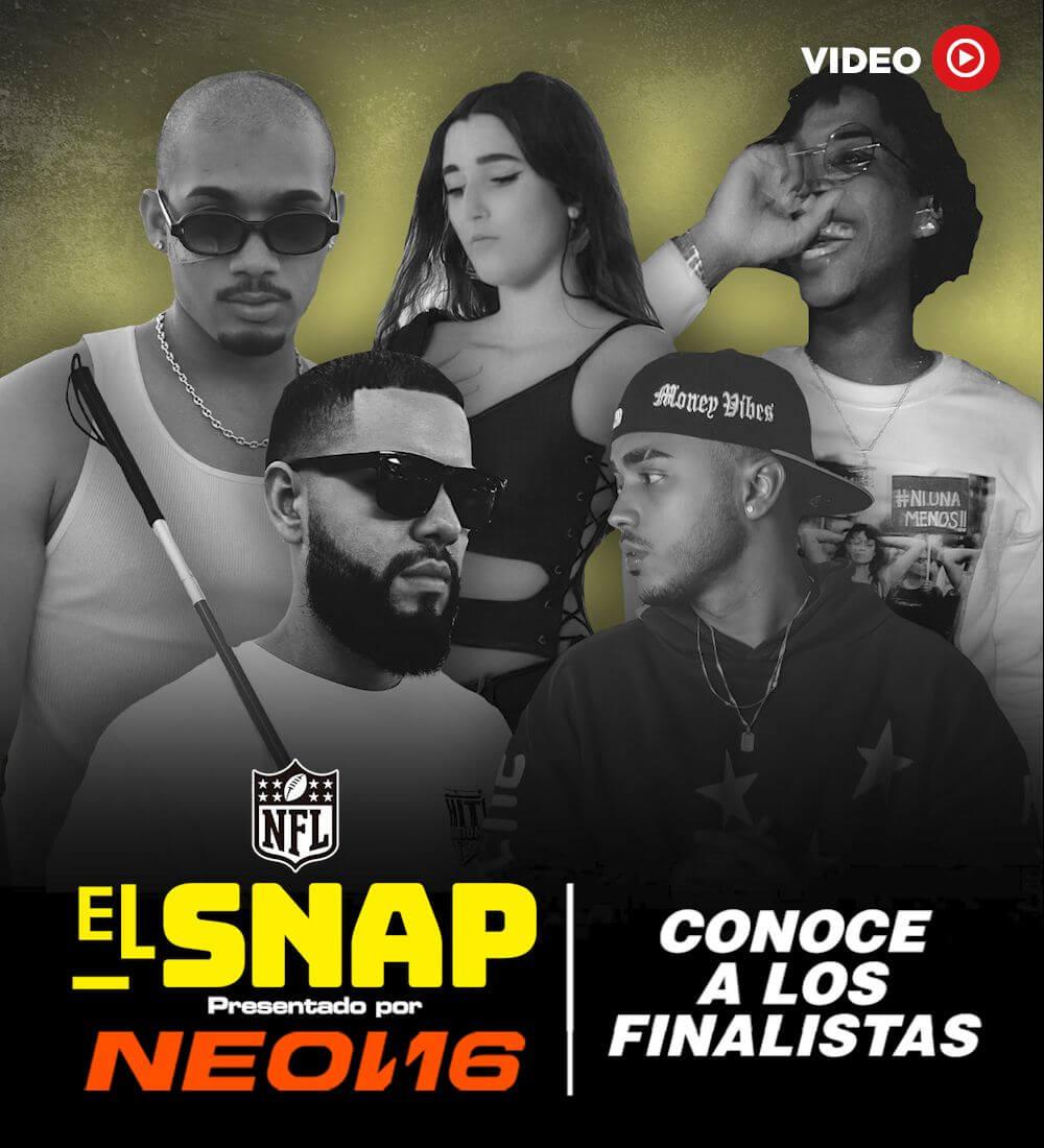 """Conoce A Los Finalistas De """"El Snap"""""""