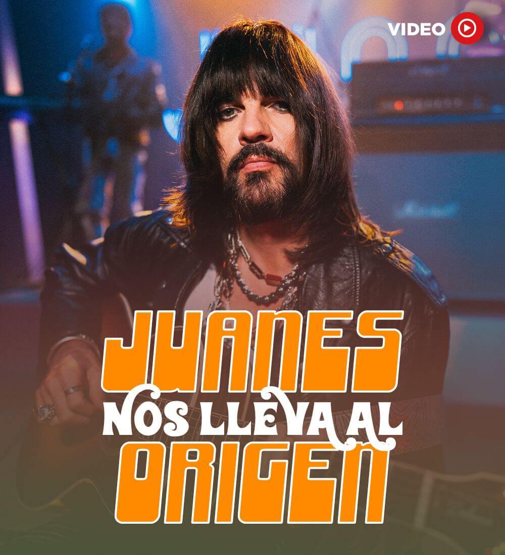 Juanes Nos Lleva Al Origen