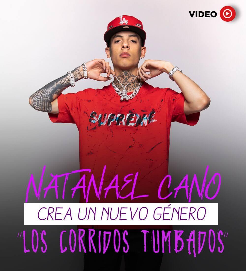 """Natanael Cano Creates a New Genre """"Los Corridos Tumbado"""""""