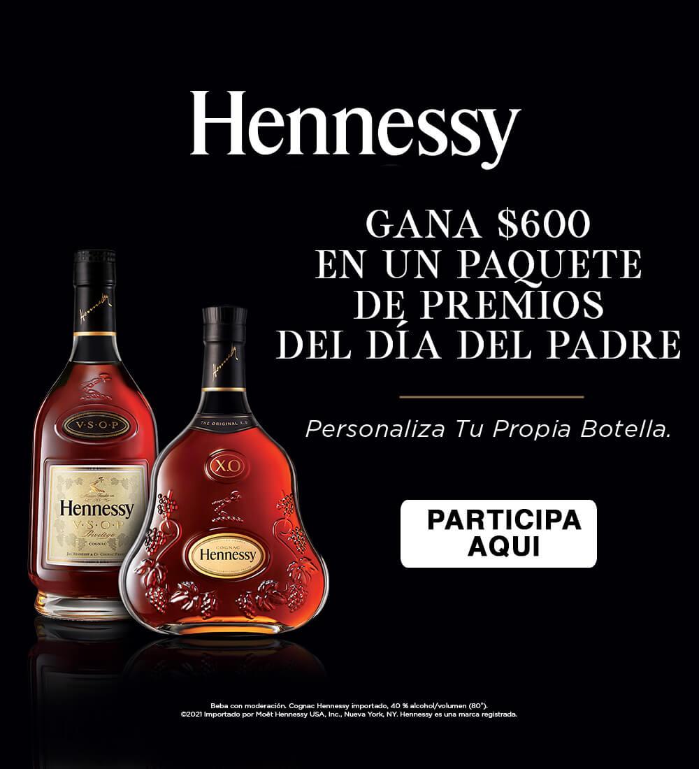 Celebra el Día del Padre con Hennessy VSOP Privilege