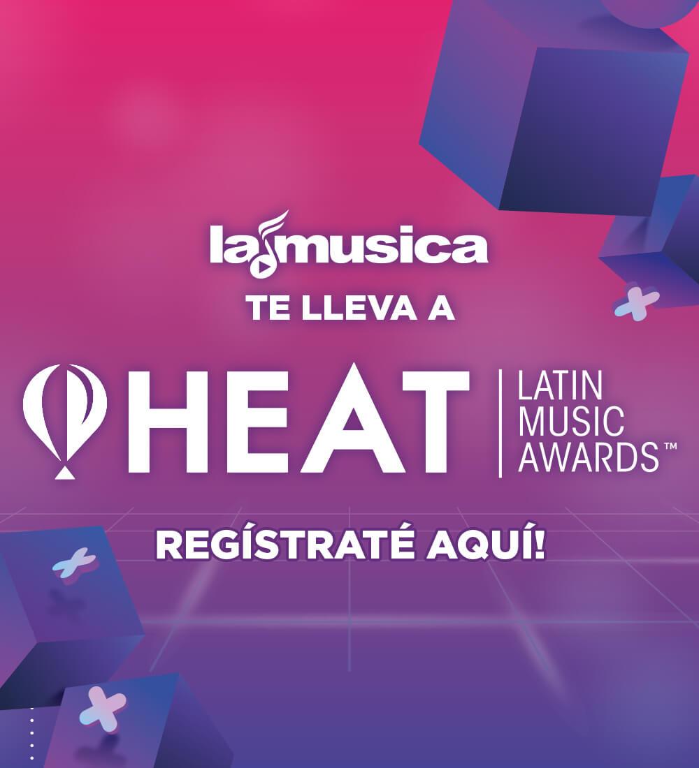 Gana un Viaje a Los Premios Heat