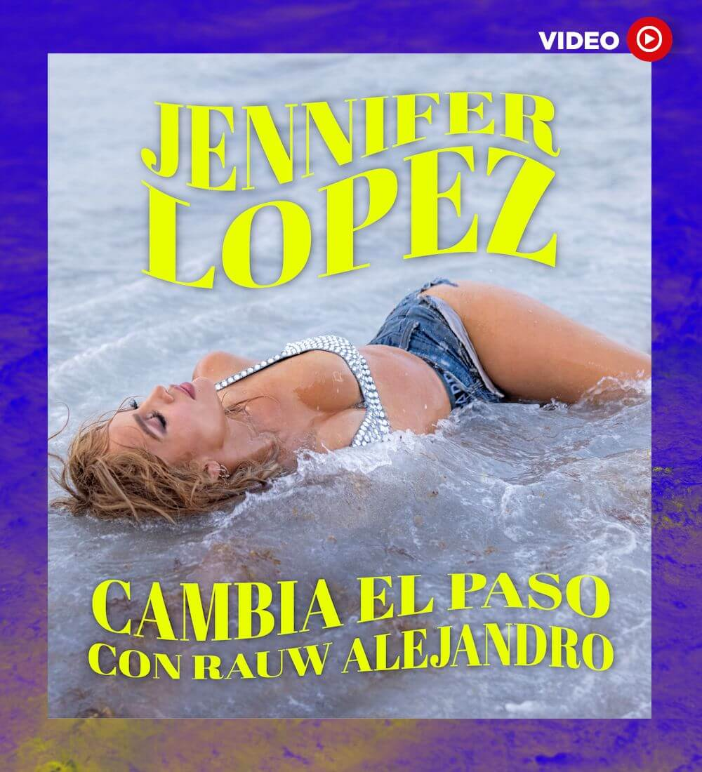 Jennifer Lopez Changes The Pace With Rauw Alejandro