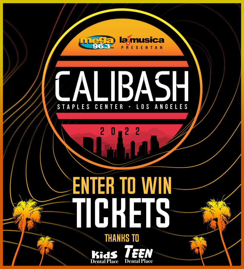 ¡Regístrate y participa por Calibash Tickets!