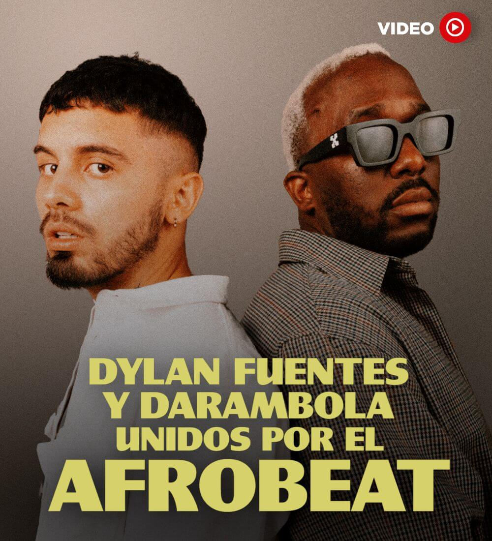 Dylan Fuentes Y Daramola Bond Over Afrobeat
