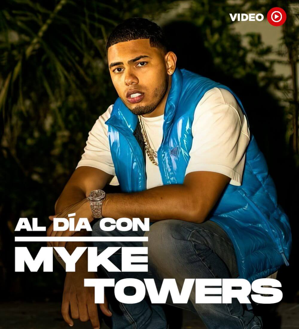 Up To Date With Myke Towers