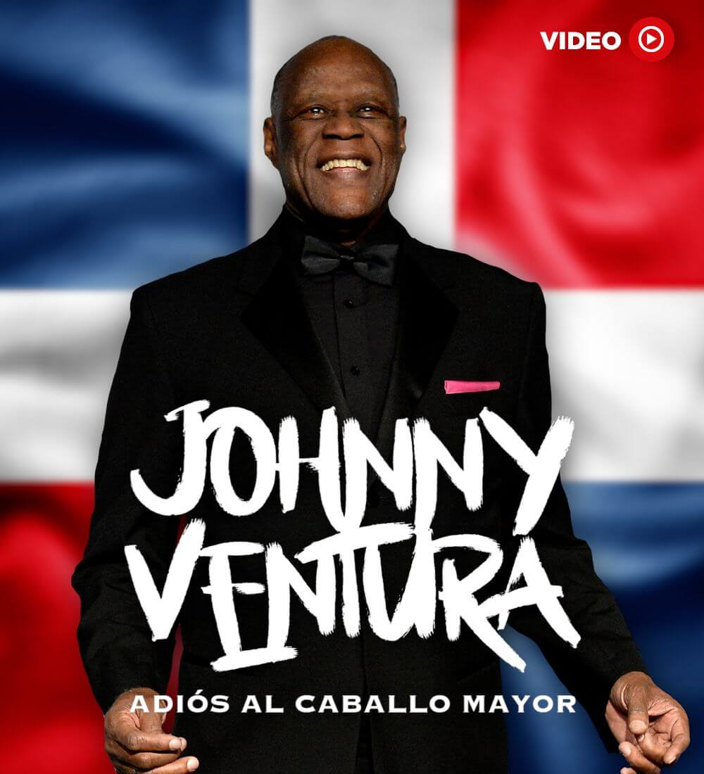 """Adiós A Johnny Ventura, Merengue's """"Top Horse"""""""