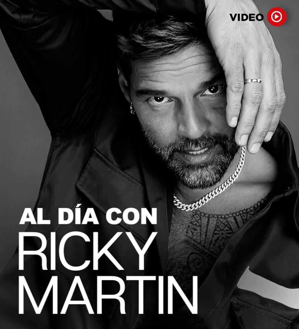 Al Día Con Ricky Martin