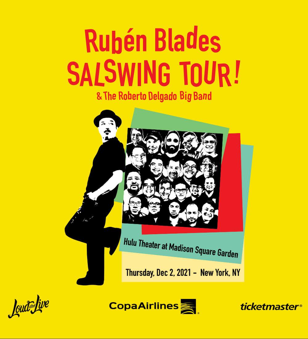 Ruben Blades en Concierto!