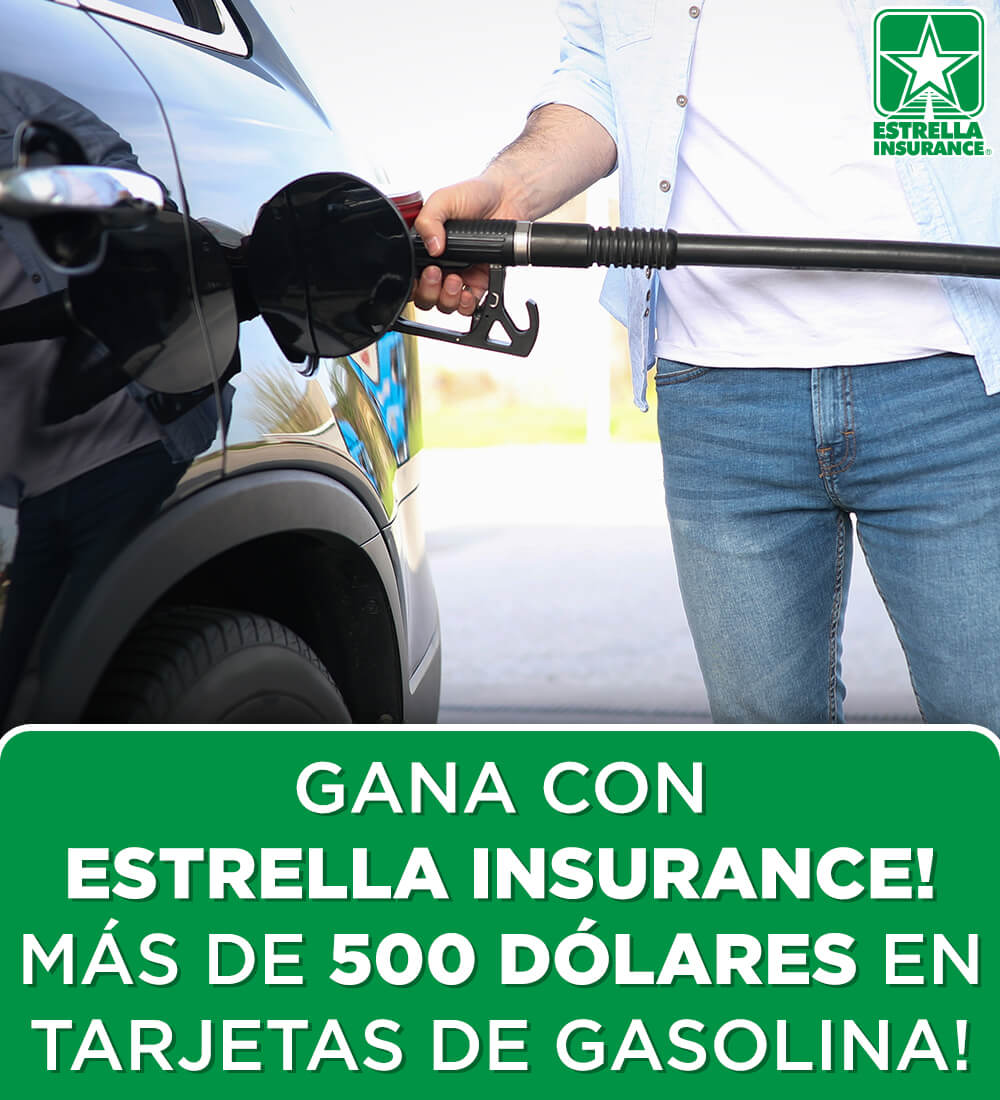 Gana Con Estrella Insurance!