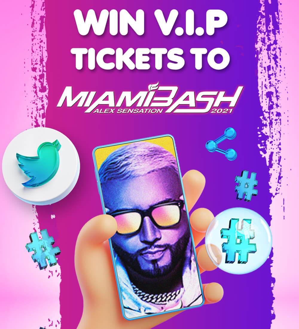 Gana Vip Tickets a MiamiBash