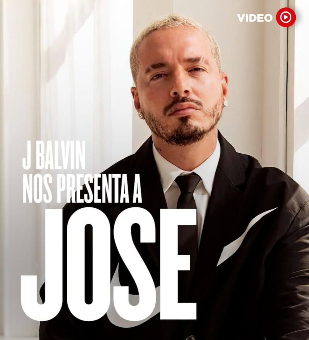 J Balvin Introduces 'Jose'